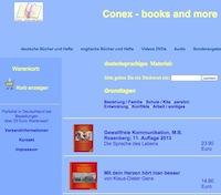 Conex-books