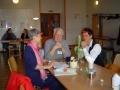 Das Organisationsteam stimmt sich ein: Katharina Sander, Jens Hennings, Andree Schinke