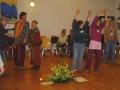 Freude beim Improvisationstheater: Die Prinzessin wird geraubt