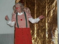 Giraffina, die der Hilmmel schickt: Clowneske Aufführung von Alfgard Thane