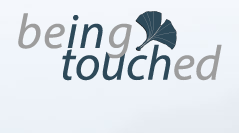 www.Being touched